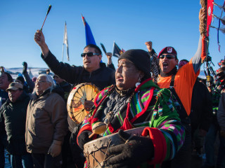 Reprieve for Native Tribes as Army Denies Dakota Pipeline Permit