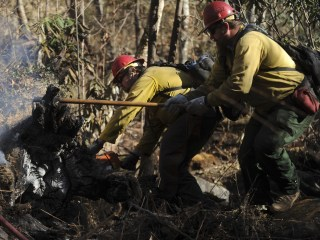 14th Death Confirmed With Tennessee Fires Less Than Half Contained
