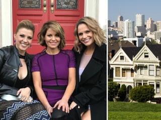 This 'Full House' has gone full circle! The show's creator now calls it home