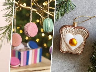 8 fun food and drink ornaments to garnish your Christmas tree