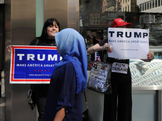 Hate Speech Is On the Rise Following U.S. Presidential Election