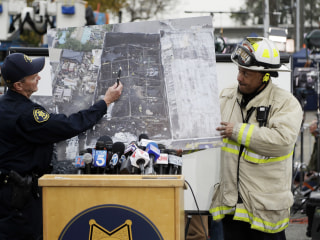 Oakland Warehouse Party Fire Probe Could Lead to Murder, Manslaughter Charges, Officials Say