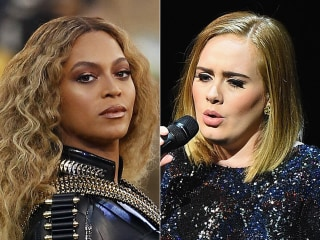 Beyoncé, Adele, Drake Garner Nods for 2017 Grammy Awards