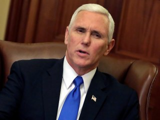 Mike Pence Denies Contact Between Trump Campaign, Russia