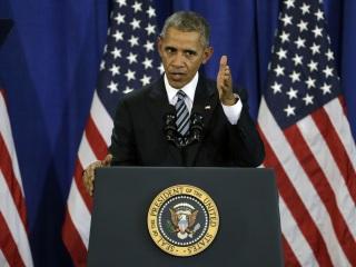 Obama Warns Trump Against Reversing Terrorism Gains
