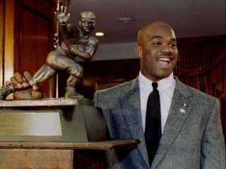 Heisman Winner Rashaan Salaam Found Dead in Colorado Park