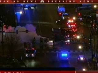 Truck Driver Flees Shooting, Runs Into New Crime Scene