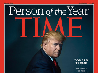 """First Read's Morning Clips: """"Person of the Year"""""""
