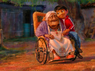 Upcoming Pixar Movie 'Coco' is Led by an All-Latino Cast