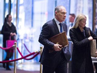 Donald Trump Picks GOP Oil Industry Ally, Oklahoma Attorney General Scott Pruitt, to Lead EPA