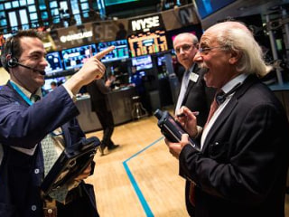 Dow, S&P Close at All-Time Highs for 12th Time Since Election Day
