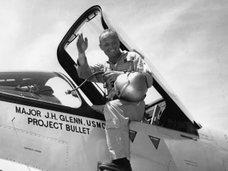 John Glenn: His Life in Pictures