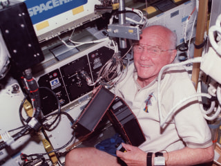 Look Back on the Extraordinary Life of John Glenn
