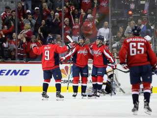 Capitals Defeat Bruins in Overtime on Rivalry Night