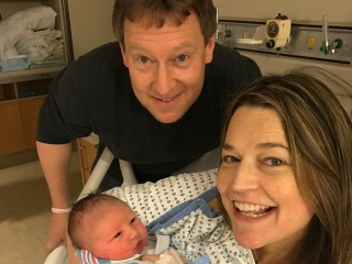 Savannah Guthrie is Now a Mom of Two: Welcome Charles Max Feldman!