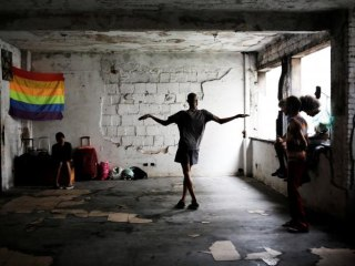 Brazilian Squatters Offer Shelter From Anti-Gay Violence