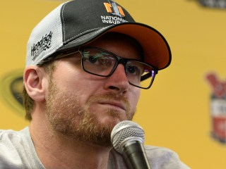 Dale Earnhardt Jr. Defends Return to Racing Despite Concussions