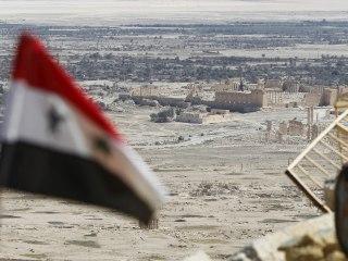 ISIS Militants Re-Enter Syria's Historic Palmyra