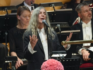 Bob Dylan: It Took While to 'Process' Nobel, Patti Smith Plays at Ceremony