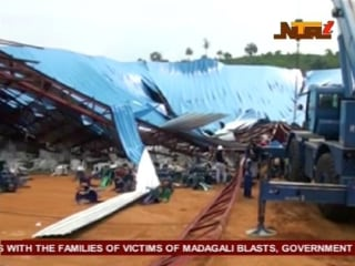 Church Collapse in Uyo, Nigeria, Kills More Than 150 Worshipers: Hospital