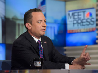 Reince Priebus Denies FBI Spoke With Anyone Else In White House