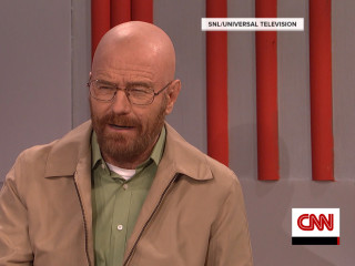 Walter White Is Back! Watch Bryan Cranston Reprise 'Breaking Bad' Role on 'SNL'
