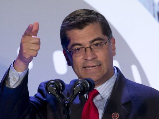 How U.S. Rep. Xavier Becerra May Become the Face of Trump 'Resistance'