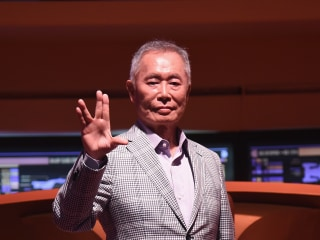 George Takei 'Eager to See' New Gay 'Star Trek' Character