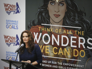 U.N. Ends Wonder Woman Campaign for Gender Equality