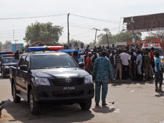 Young Children Used as Suicide Bombers in Maiduguri, Nigeria