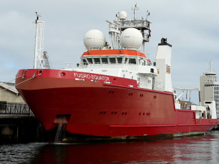 Malaysia Airlines MH370: Ship Departs for Likely Final Search
