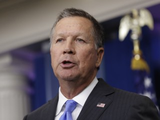 Gov. Kasich Slams President Trump's Move on Health Care Subsidies