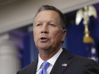 John Kasich Critiques GOP Health Care Plan Over Medicaid Cuts