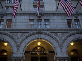 GSA Rules Trump's D.C. Hotel Lease Is in 'Full Compliance'