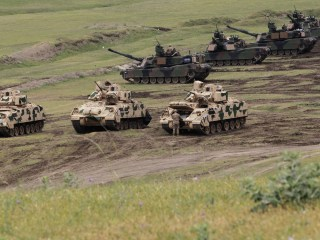 U.S. Army Returns Tanks to Europe as NATO Eyes Assertive Russia