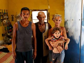 Some Poor Venezuelan Parents Give Away Children Amid Deep Crisis