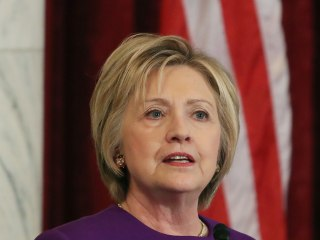 Hillary Clinton Singles Out Putin, Comey in Election Loss