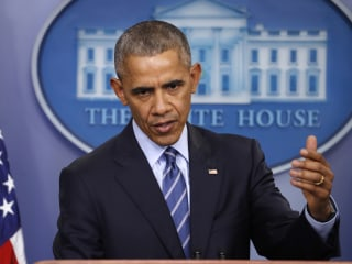 Obama: The U.S. Will Send 'Clear Message' to Russia on Hacks
