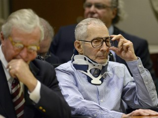 DA Has Secret Witness for Murder Trial of 'The Jinx' Star Robert Durst