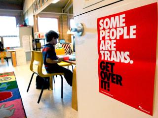 U.S. School an Antidote to Transgender Discrimination Complaints