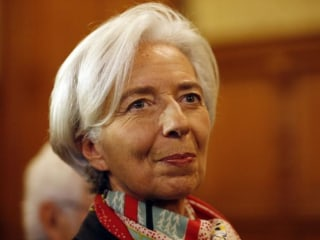 IMF's Lagarde Found Guilty of Negligence, but Escapes Prison Sentence