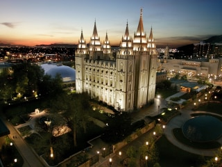 Top Mormon Leader Reaffirms Faith's Opposition to Gay Marriage