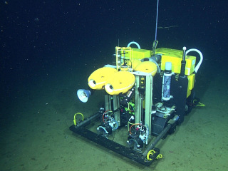 Seafloor Robot Breaks World Record While Collecting Climate Data