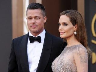 Brad Pitt Asks Judge to Seal Children's Records in Custody Battle With Angelina Jolie