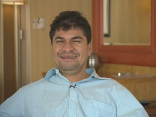 Colombian 'Hero' Helps Others With Disabilities Lead Fulfilling Lives