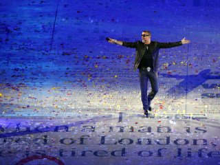 A Life in Pictures: George Michael