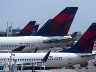 'Air Rage' Forces Delta Flight to Land as Cases Soar