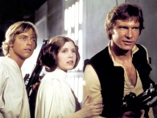 From 'Star Wars' to 'Shampoo,' Remembering Carrie Fisher's Most Iconic Roles