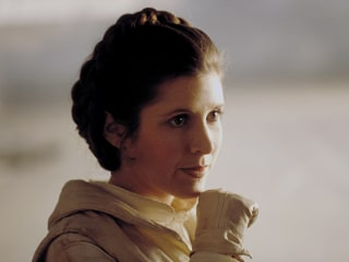 Carrie Fisher Remembered With Touching Tribute at 'Star Wars' Celebration