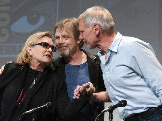 Mark Hamill on Losing 'Space-Twin' Carrie Fisher: 'She Was OUR Princess'